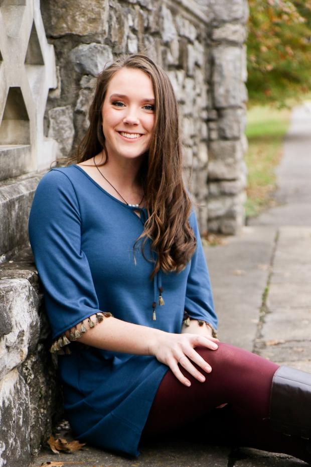 Lydia Yonce Senior - Aquinas College-13