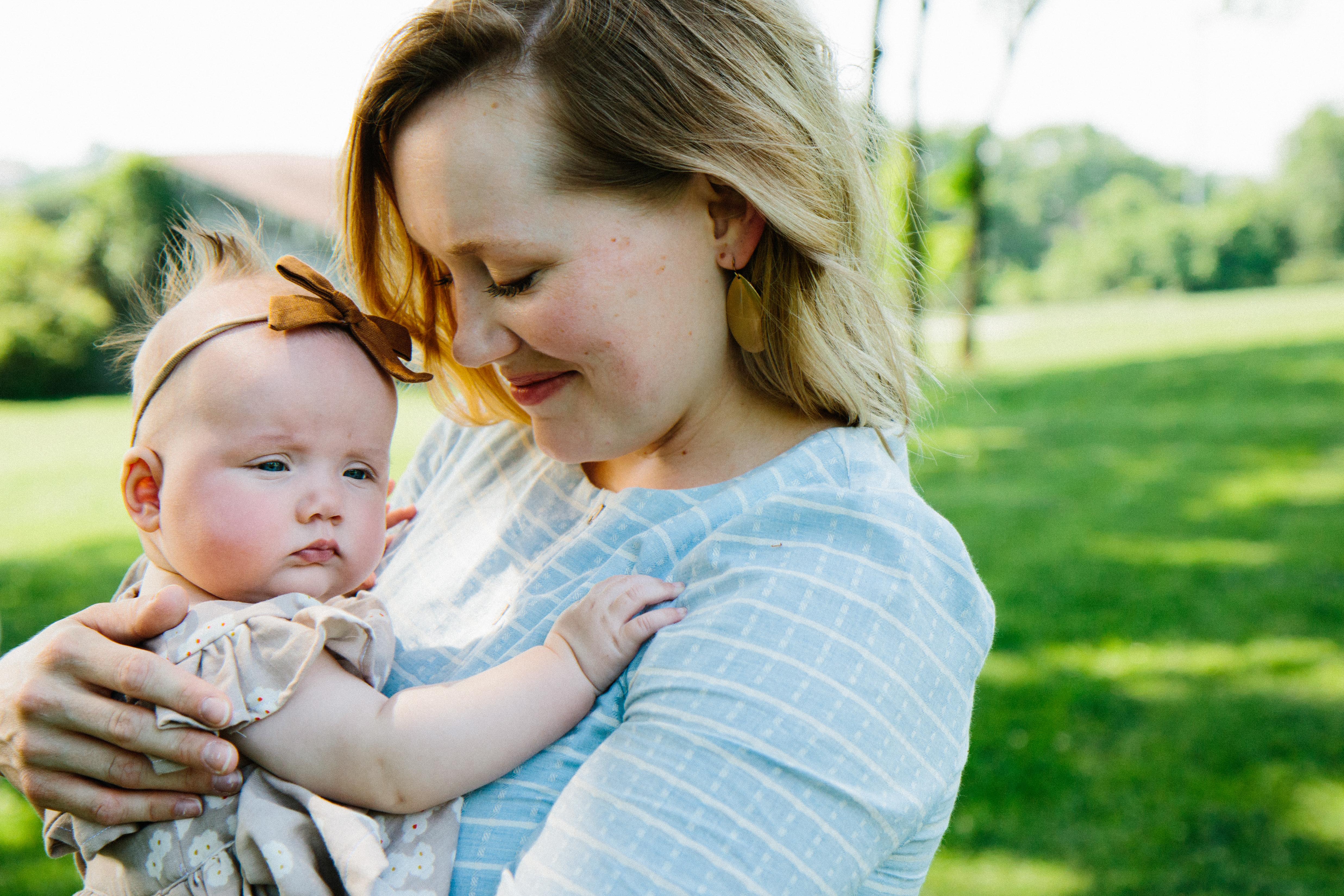 Dani and Ella Rose