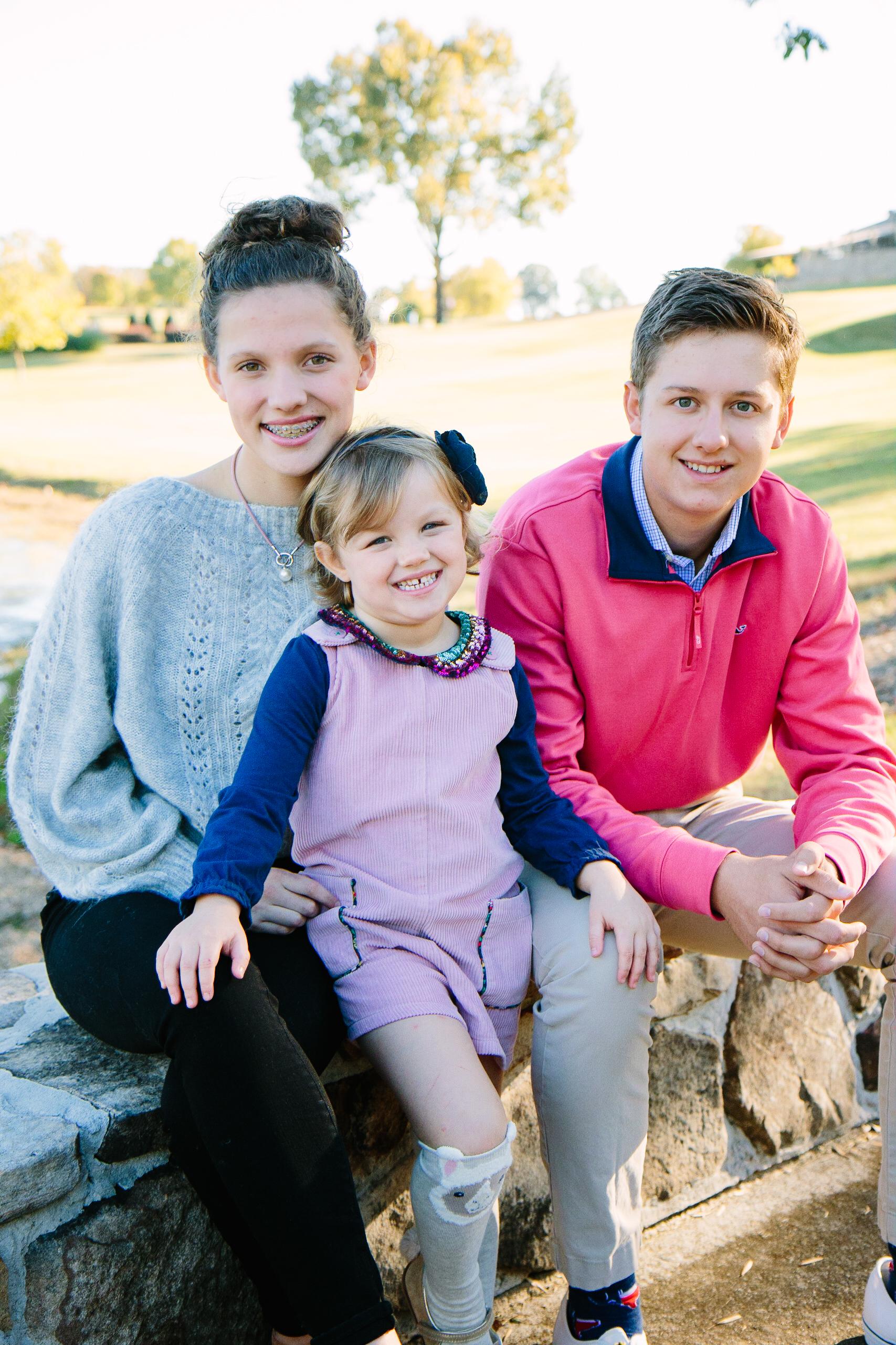 Brackett family